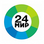 "Advertising on TV channel ""MIR 24"""